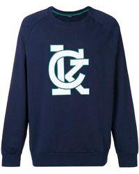 Calvin Klein - Karem Raglan Sweatshirt - Lyst