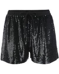 Ashish - Sequinned Shorts - Lyst