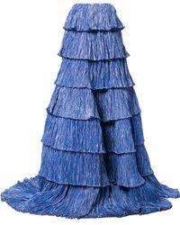 Rosie Assoulin - Tiered Ball Skirt - Lyst