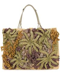 Jamin Puech - Knitted Shopper Tote - Lyst