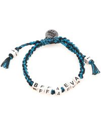 Venessa Arizaga - 'bff4eva' Bracelet - Lyst