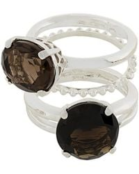 Wouters & Hendrix - 'my Favourite' Stacking Ring Set - Lyst