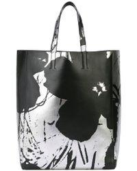 CALVIN KLEIN 205W39NYC - Printed Tote Bag - Lyst