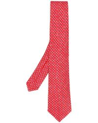 Kiton - Spot Patterned Tie - Lyst