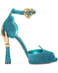 Dolce & Gabbana - Bette Sandals - Lyst