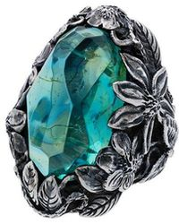 Lyly Erlandsson - Anillo Blue Winter - Lyst