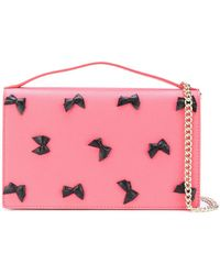 Boutique Moschino - Bow Cross Body Bag - Lyst