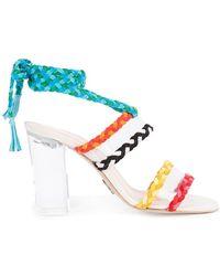 Ritch Erani Nyfc - Lace-up Sandals - Lyst
