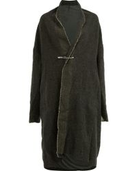 Masnada - Safety Pin Coat - Lyst