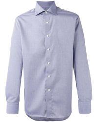 Canali - Classic Shirt - Lyst