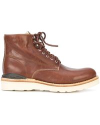 Visvim - Lace-up Ankle Boots - Lyst