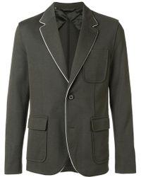 Lanvin - Buttoned Blazer - Lyst