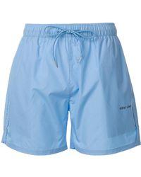 Soulland - William Swim Shorts - Lyst