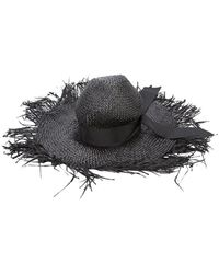 Gigi Burris Millinery - Destroyed Sun Hat - Lyst