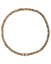 Luis Morais - Small Star Of David Barrel Bracelet - Lyst
