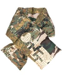 Pierre Louis Mascia - Padded Camouflage Scarf - Lyst