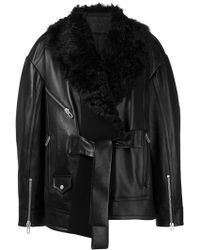 DROMe - Double-breasted Jacket - Lyst