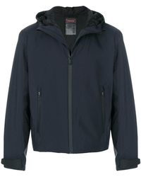 Prada - All Designer Products - Zipped Light-weight Jacket - Lyst