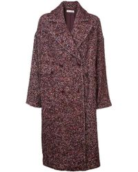 Ulla Johnson - Double-breasted Oversized Coat - Lyst