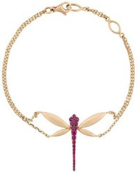 Anapsara | Dragonfly Necklace | Lyst