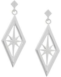 Rachel Jackson - Nova Star Earrings - Lyst