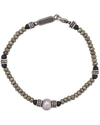 Roman Paul | Beaded Bracelet | Lyst