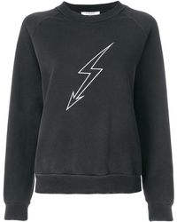 Givenchy - Lightening Bolt Sweatshirt - Lyst
