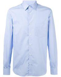 Aspesi - Chest Pocket Shirt - Lyst
