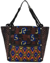 Jamin Puech - Beaded Details Tote - Lyst