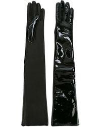 Manokhi - High Shine Gloves - Lyst