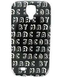 Marc By Marc Jacobs - Logo Print Samsung Galaxy S4 Case - Lyst
