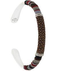 Gas Bijoux - Massai Cuff - Lyst