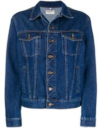 Fiorucci - Branded Denim Jacket - Lyst