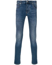 AMI - Jeans Slim A 5 Taschine - Lyst