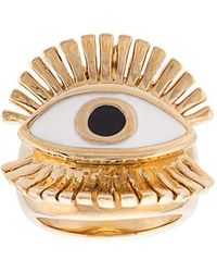 Chloé - Eye-motif Ring - Lyst