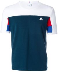 Le Coq Sportif - Football T-shirt - Lyst