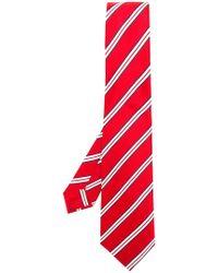 Kiton - Classic Striped Tie - Lyst