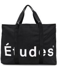 Etudes Studio - Logo Oversized Tote - Lyst