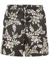 Moncler - Hibiscus Shorts - Lyst
