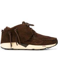 Visvim Chukka-Sneakers mit Schnürung