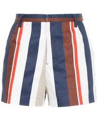 Guild Prime - Striped Shorts - Lyst