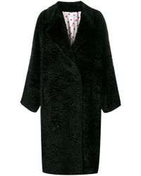 Vivetta - Oversized Mid-length Coat - Lyst