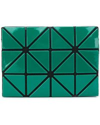 Bao Bao Issey Miyake - Geometric Pattern Wallet - Lyst