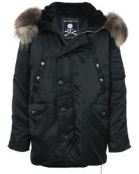 Mastermind Japan - Hooded Parka - Lyst