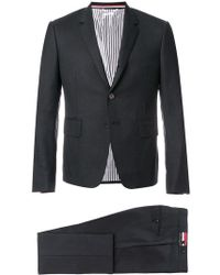 Thom Browne - Super 120s Twill Suit With Tie - Lyst
