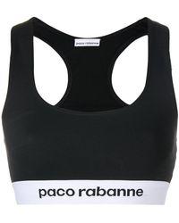 Paco Rabanne - Logo Bralet - Lyst