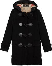 Burberry - Mersey Duffle Coat - Lyst