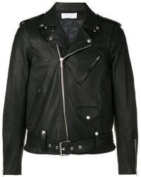 John Elliott - Biker Jacket - Lyst