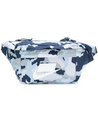 Nike - Camouflage Print Tech Hip Pack - Lyst