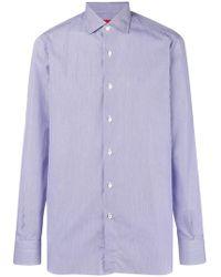 Isaia - Classic Shirt - Lyst